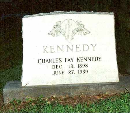 KENNEDY, CHARLES FAY - St. Francis County, Arkansas | CHARLES FAY KENNEDY - Arkansas Gravestone Photos