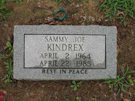 KINDREX, SAMMY JOE - St. Francis County, Arkansas | SAMMY JOE KINDREX - Arkansas Gravestone Photos
