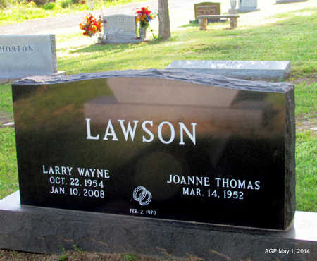 LAWSON, LARRY WAYNE - St. Francis County, Arkansas | LARRY WAYNE LAWSON - Arkansas Gravestone Photos