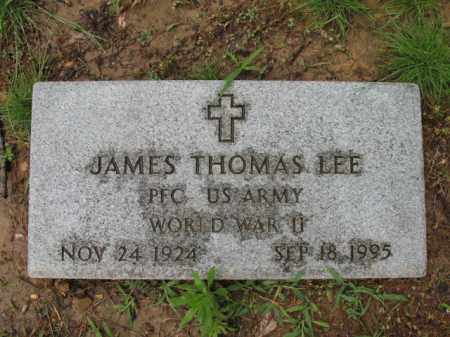 LEE (VETERAN WWII), JAMES THOMAS - St. Francis County, Arkansas | JAMES THOMAS LEE (VETERAN WWII) - Arkansas Gravestone Photos