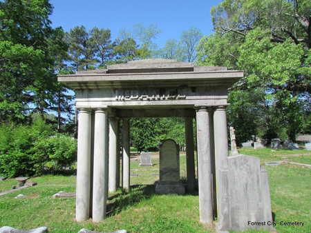 MCDANIEL (VETERAN CSA), WILLIAM HOWERSON - St. Francis County, Arkansas | WILLIAM HOWERSON MCDANIEL (VETERAN CSA) - Arkansas Gravestone Photos