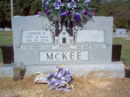MCKEE, LONNIE D - St. Francis County, Arkansas | LONNIE D MCKEE - Arkansas Gravestone Photos