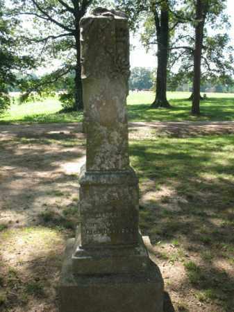 MCKNIGHT, V A - St. Francis County, Arkansas   V A MCKNIGHT - Arkansas Gravestone Photos