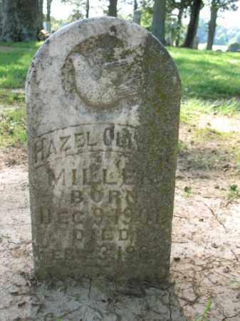 MILLER, HAZEL OLIVER - St. Francis County, Arkansas | HAZEL OLIVER MILLER - Arkansas Gravestone Photos