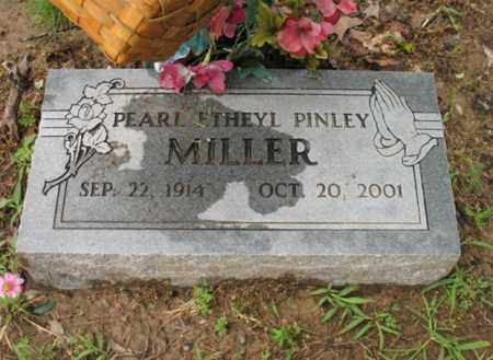 MILLER, PEARL ETHEYL - St. Francis County, Arkansas | PEARL ETHEYL MILLER - Arkansas Gravestone Photos
