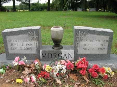 MORGAN, CLAUDE WILLIAM - St. Francis County, Arkansas | CLAUDE WILLIAM MORGAN - Arkansas Gravestone Photos