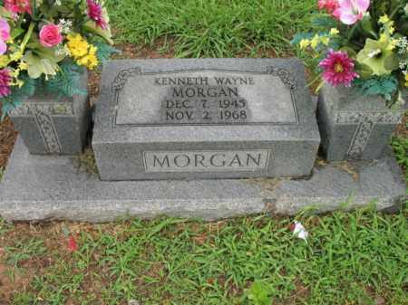 MORGAN, KENNETH WAYNE - St. Francis County, Arkansas | KENNETH WAYNE MORGAN - Arkansas Gravestone Photos