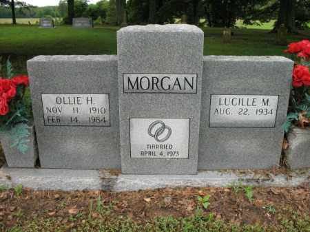 MORGAN, OLLIE H - St. Francis County, Arkansas | OLLIE H MORGAN - Arkansas Gravestone Photos