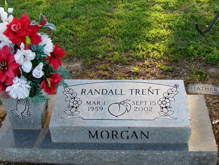 MORGAN, RANDALL TRENT - St. Francis County, Arkansas | RANDALL TRENT MORGAN - Arkansas Gravestone Photos