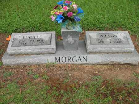 MORGAN, LUCILLE - St. Francis County, Arkansas | LUCILLE MORGAN - Arkansas Gravestone Photos