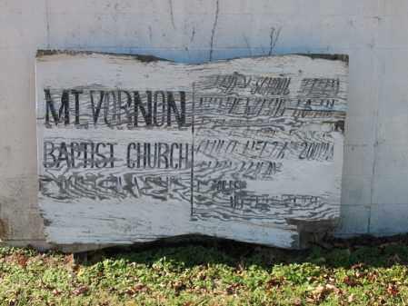 *MOUNT VERNON BAPTIST CHURCH C,  - St. Francis County, Arkansas |  *MOUNT VERNON BAPTIST CHURCH C - Arkansas Gravestone Photos