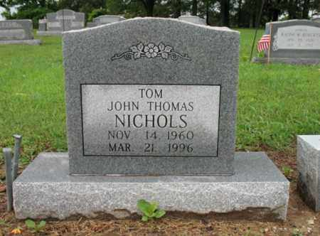 "NICHOLS, JOHN THOMAS ""TOM"" - St. Francis County, Arkansas 