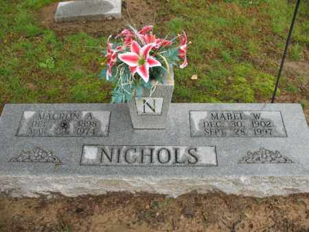 NICHOLS, MABEL C - St. Francis County, Arkansas | MABEL C NICHOLS - Arkansas Gravestone Photos