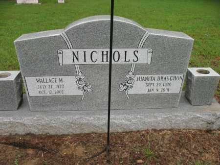 NICHOLS, JUANITA - St. Francis County, Arkansas | JUANITA NICHOLS - Arkansas Gravestone Photos