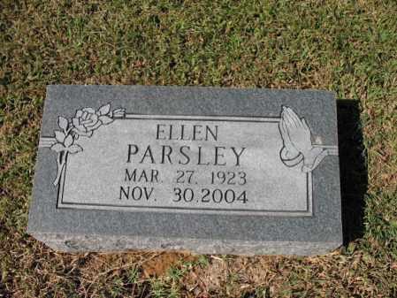 PARSLEY, ELLEN - St. Francis County, Arkansas   ELLEN PARSLEY - Arkansas Gravestone Photos