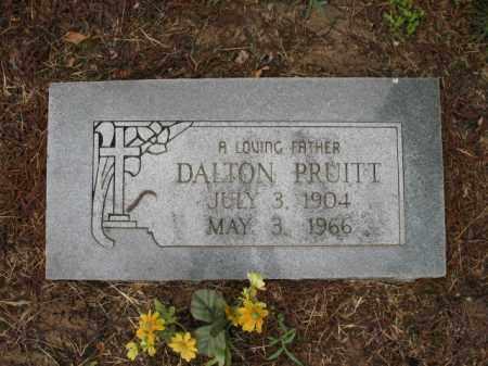PRUITT, DALTON - St. Francis County, Arkansas | DALTON PRUITT - Arkansas Gravestone Photos