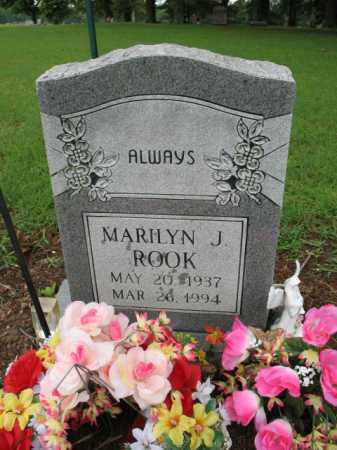 ROOK, MARILYN J - St. Francis County, Arkansas | MARILYN J ROOK - Arkansas Gravestone Photos