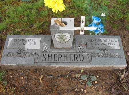 SHEPHERD, CHARLES WILLIAM - St. Francis County, Arkansas | CHARLES WILLIAM SHEPHERD - Arkansas Gravestone Photos