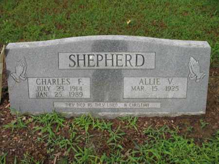 SHEPHERD, CHARLES F - St. Francis County, Arkansas | CHARLES F SHEPHERD - Arkansas Gravestone Photos