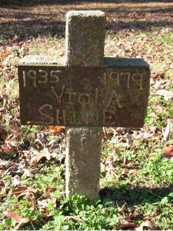 SHINE, VIOLA - St. Francis County, Arkansas | VIOLA SHINE - Arkansas Gravestone Photos