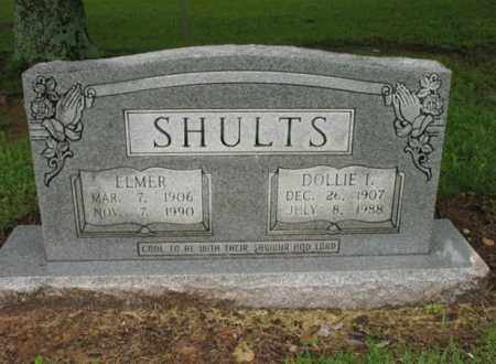 SHULTS, DOLLIE I - St. Francis County, Arkansas | DOLLIE I SHULTS - Arkansas Gravestone Photos