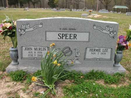 SPEER, JOHN MURLIN - St. Francis County, Arkansas   JOHN MURLIN SPEER - Arkansas Gravestone Photos