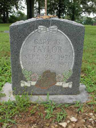 TAYLOR, GARY G - St. Francis County, Arkansas | GARY G TAYLOR - Arkansas Gravestone Photos