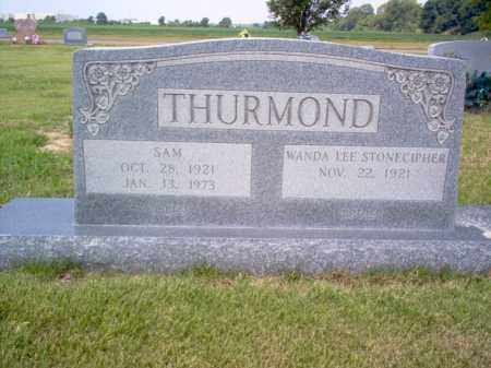 THURMOND, SAM - St. Francis County, Arkansas | SAM THURMOND - Arkansas Gravestone Photos