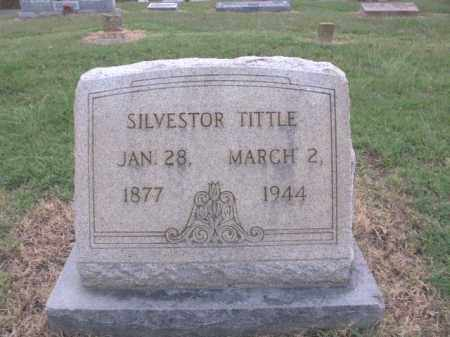 TITTLE, SILVESTOR - St. Francis County, Arkansas | SILVESTOR TITTLE - Arkansas Gravestone Photos