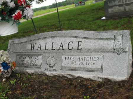"WALLACE, BILLY WAYNE ""GIGGS"" - St. Francis County, Arkansas 