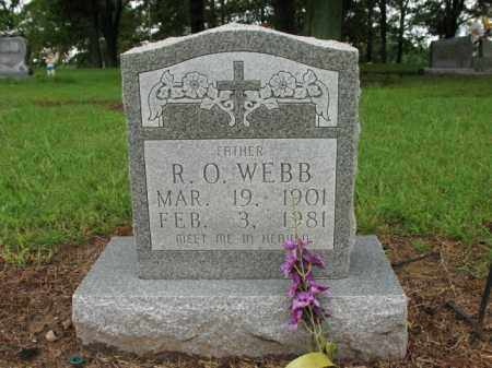 WEBB, ROBERT ORVILLE - St. Francis County, Arkansas | ROBERT ORVILLE WEBB - Arkansas Gravestone Photos