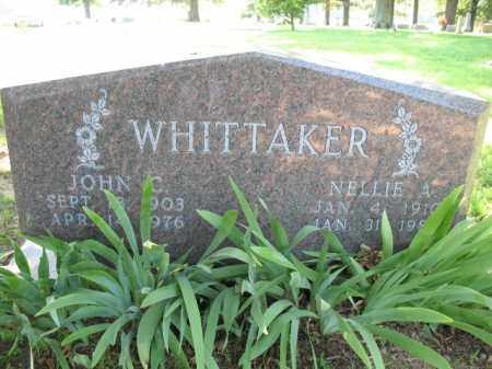 WHITTAKER, JOHN C - St. Francis County, Arkansas | JOHN C WHITTAKER - Arkansas Gravestone Photos