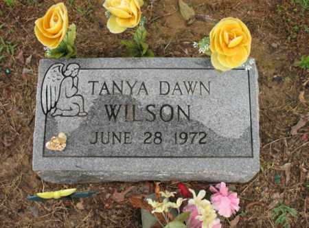 WILSON, TANYA DAWN - St. Francis County, Arkansas | TANYA DAWN WILSON - Arkansas Gravestone Photos