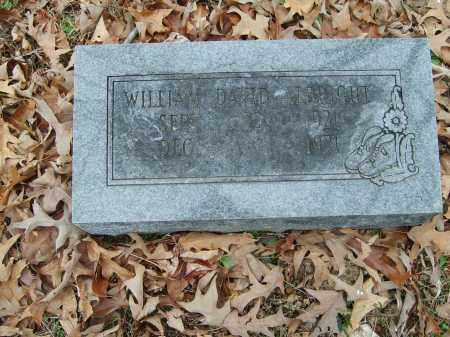 ALBRIGHT, WILLIAM - Stone County, Arkansas | WILLIAM ALBRIGHT - Arkansas Gravestone Photos