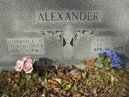 ALEXANDER, GROVER - Stone County, Arkansas | GROVER ALEXANDER - Arkansas Gravestone Photos