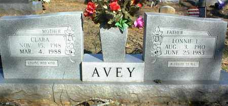 AVEY, LONNIE L. - Stone County, Arkansas | LONNIE L. AVEY - Arkansas Gravestone Photos