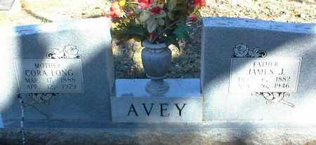 AVEY, JAMES J. - Stone County, Arkansas | JAMES J. AVEY - Arkansas Gravestone Photos