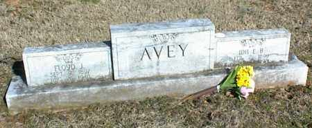 AVEY, FLOYD J. - Stone County, Arkansas | FLOYD J. AVEY - Arkansas Gravestone Photos