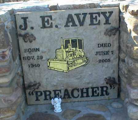 AVEY, J. E. - Stone County, Arkansas | J. E. AVEY - Arkansas Gravestone Photos