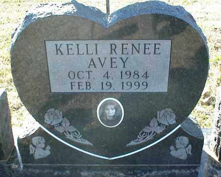 AVEY, KELLI RENEE - Stone County, Arkansas | KELLI RENEE AVEY - Arkansas Gravestone Photos