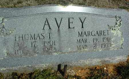 AVEY, MARGARET - Stone County, Arkansas | MARGARET AVEY - Arkansas Gravestone Photos