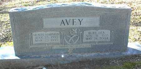 AVEY, TRAVIS HARMON - Stone County, Arkansas | TRAVIS HARMON AVEY - Arkansas Gravestone Photos