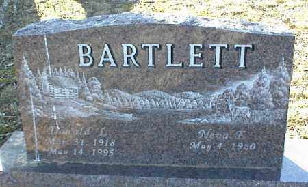 BARTLETT, DONALD L. - Stone County, Arkansas | DONALD L. BARTLETT - Arkansas Gravestone Photos