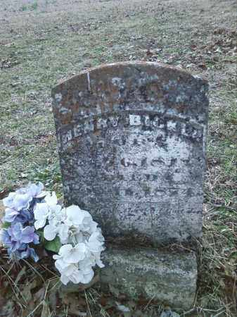 BICKLE, HENRY - Stone County, Arkansas | HENRY BICKLE - Arkansas Gravestone Photos