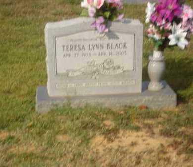 BLACK, TERESA LYNN - Stone County, Arkansas | TERESA LYNN BLACK - Arkansas Gravestone Photos