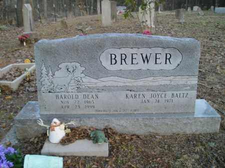 BREWER, HAROLD DEAN - Stone County, Arkansas | HAROLD DEAN BREWER - Arkansas Gravestone Photos