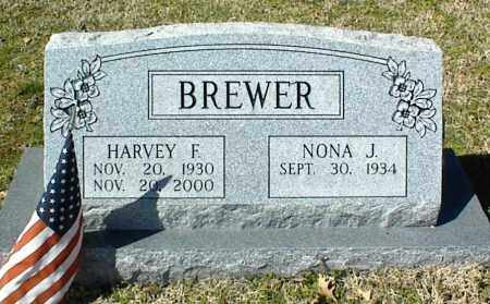 BREWER, HARVEY F. - Stone County, Arkansas | HARVEY F. BREWER - Arkansas Gravestone Photos