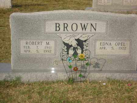 BROWN, ROBERT M. - Stone County, Arkansas | ROBERT M. BROWN - Arkansas Gravestone Photos