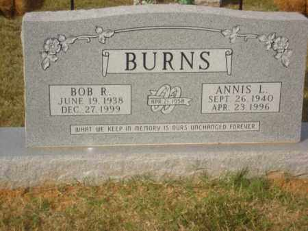 BURNS, BOB R. - Stone County, Arkansas | BOB R. BURNS - Arkansas Gravestone Photos