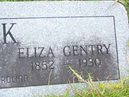 CLARK, ELIZA - Stone County, Arkansas | ELIZA CLARK - Arkansas Gravestone Photos